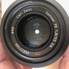 Sony Zeiss Sonnar T 55mm Lente f/1.8 za FE