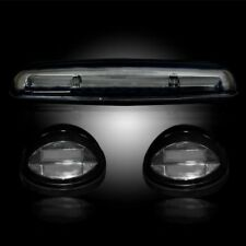 Recon 264155BKHP Smoked Oled Cab Roof Lights For 02-07 Chevy & GMC Pickup Trucks