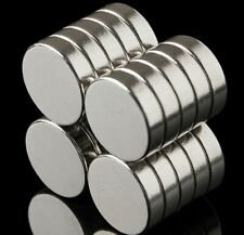 Small NEODYMIUM MAGNETS ~ 5mm Dia x 2mm Thick ~ QUALITY, STRONG Round DISCS New!