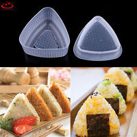 Triangle Sushi Mold Onigiri Rice Ball Bento Press Maker Mould Kitchen DIY Tool