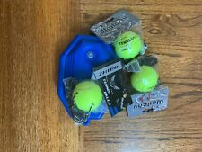 Solo Tennis Trainer Intensive Tennis Practice Single Self-Study includes 3 balls
