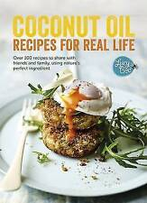 Coconut Oil: Recipes for Real Life,Lucy Bee,New Book mon0000120278