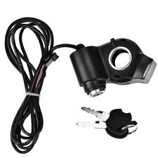 12V-99V Electric Bike Twist Throttle With LCD Battery Voltage Display Screen Kit