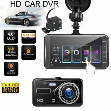 HD 1080p 7 Dual Lens Car DVR Rearview Camera Dash Cam GPS 3g WiFi Bluetooth