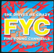 SHE DRIVES ME CRAZY - PULL THE SUCKER OFF # FYC FINE YOUNG CANNIBALS