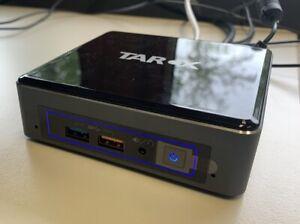 Intel/Tarox NUC7i5BNK Mini PC, i5-7260U CPU 2,20 GhZ, 256 GB SSD, 8 GB, Garantie
