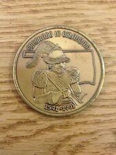 Oklahoma Numismatic Association Coronado In Oklahoma 1541-1991 Coin