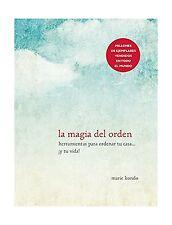 La magia del orden (Spanish Edition) Free Shipping