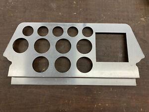 PA-18 Piper Super Cub Square Instrument Panel