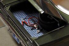 Coche batería batería Charger cargador taller diorama Model decorativas accesorios 1/18
