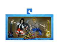 NECA TOONY CLASSICS BILL AND TED ACTION FIGURE 2 PACK IN STOCK