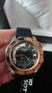 TISSOT SEA  T TOUCH  WATCH