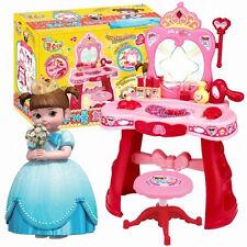 """NEW"" kongsuni Princess Mirror Dressing table Play Set - Korean animation"