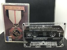 ELO Greatest Hits Compilation Electric Light Orchestra Cassette Tape (CBS 1979)