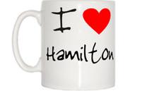I love coeur tasse HAMILTON