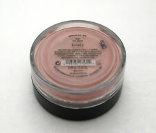 BARE ESCENTUALS bare Minerals LOVELY Blush .85g ~ a sweet pink NEW Click Lock Go