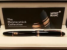 MONTBLANC Meisterstuck Le Grand 90th Anniversary Edition Rose Gold Fountain Pen