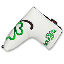 USA Magnetic Clover Golf Putter Headcover Cover For Scotty Cameron Putters Blade