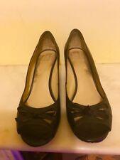 Wittner Leather Pumps, Classics Block Heels for Women