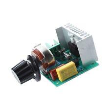 3000W Voltage Regulator Dimmer Speed Thermostat Volt Regulator High Power Z6Z2
