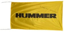 HUMMER FLAG BANNER  h3 h3t alpha h2 sut h1 5 X 3 FT 150 X 90 CM