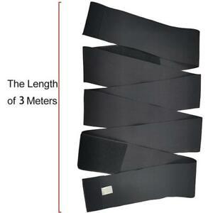 TIK Tok Quick Snatch Me Up Bandage Wrap Waist Training Tape Belt Slimming Shaper