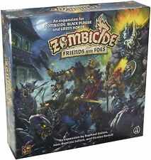 Zombicide Green Horde - Friends and Foes Expansion CMON Limited