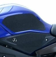 R&G Tank Traction Grips for Yamaha YZF-R1/R1M 2015- *BLACK*