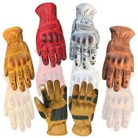 All Season Motorbike Sports Racing Protection Glove Dirty Look with I touch 9008