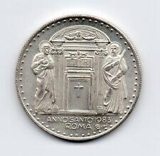 Medal Pope Jean Paul II ANNO SANTO 1983 ROMA