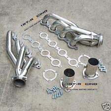for LS1 LS2 LS3 LS6 LS Conversion Swap Headers Camaro, Chevelle, Nova, Firebird