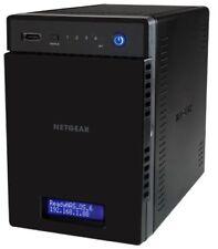 Netgear ReadyNAS 104 Network Attached Storage  (RN10400-100NAS) Diskless