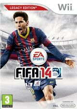 FIFA 14 (Wii, 2013) PAL Disc Mint (Wii U) ~FREE RM 24 HOUR DELIVERY~ NJ2