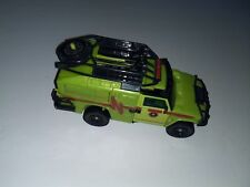 Transformers The Movie Voyager Ratchet  Green Truck with rack