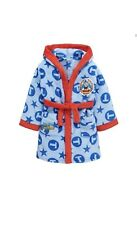BNWT Boys Thomas and Friends Bath Robe/Dressing Gown 2-3 Years Old