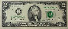 USA $2 2009 B 05778347 A
