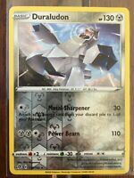 Pokemon Card    DURALUDON    Reverse Holo Rare  138/192   REBEL CLASH   *MINT*