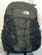 The North Face Borealis Classic Backpack, NEW with tag, Green and Black