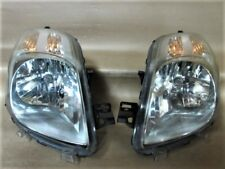 JDM 04 Toyota Vitz Echo Yaris KSP90 NCP90 Halogen Headlights Lights Lamps OEM