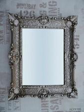 6er Set miroir plaque déco de table miroir 30x15cm verre rectangulaire Sandra Rich