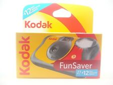 1 x KODAK FUN FLASH DISPOSABLE CAMERA WITH 39 PHOTOS by 1st CLASS ROYAL MAIL