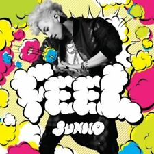 2PM JUNHO [FEEL] ALBUM CD+Photobook+5p Postcard K-POP SEALED