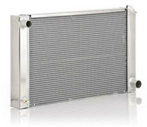Be Cool Radiator for Buick/Chevy/Olds/Pontiac w/Std Trans Aluminator Natural