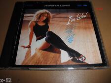 JLO Jennifer Lopez CD single I'M GLAD + PAUL OAKENFOLD remix J.LO