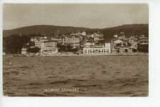 Sassnitz Rügen RPPC Fotokarte AK Antique German Deutsche Photo Max Dreblow 1910s