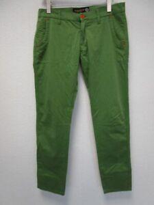 Wam Denim Jeanshose grün Gr.33 (Z26)