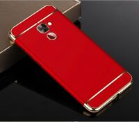 Phone Case Cover For Lg G6 Bumper 3 IN 1 Cover Chrome Cover Shell Red New