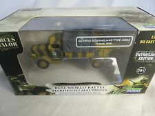 Forces of Valor, WWII GERMAN Bussing-Nag Type 4500A-France 1944 1/72 Die Cast