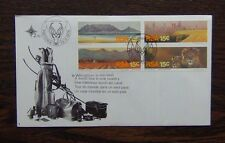 South Africa 1975 Tourism set on First Day Cover