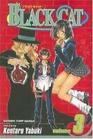 Black Cat, Vol. 3 (v. 3) by Yabuki, Kentaro